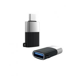 ADAPTATEUR XO / USB FEMELLE VERS TYPE C MALE