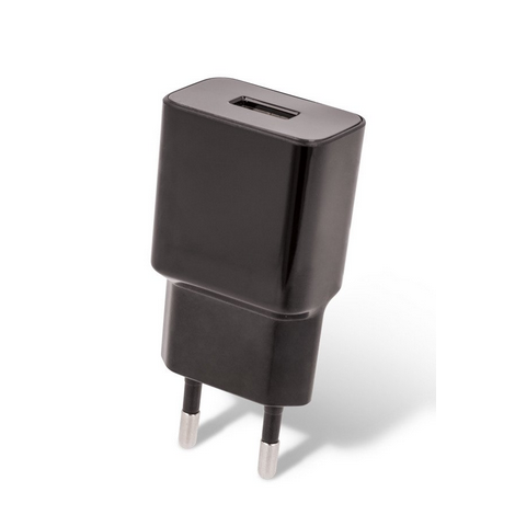 CHARGEUR SECTEUR USB 2,1A FAST CHARGE