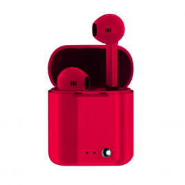 IZYTRONIC PIETON STEREO ROUGE / IOS+ANDROID