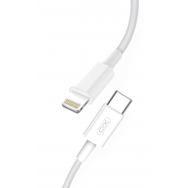 DATA CABLE FAST CHARGE LIGHTNING VERS TYPE C