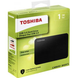 DISQUE DUR TOSHIBA 1T° USB3.2