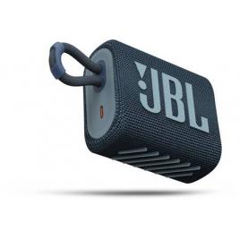 ENCEINTE ETANCHE JBL GO3 BLEUE