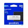 CLE USB GOODRAM 64G° BLANCHE 2.0