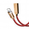 CABLE LIGHTNING MCDODO TRESSE 1.2M 2.4A ULTRA RESISTANT NOUVELLE GENERATION
