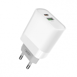CHARGEUR XO L64 SORTIE USB + TYPE C FAST CHARGE 18W