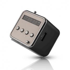 RADIO MF100 NOIR DIGITAL