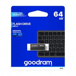 CLE USB 64G° GOODRAM MINI FORMAT