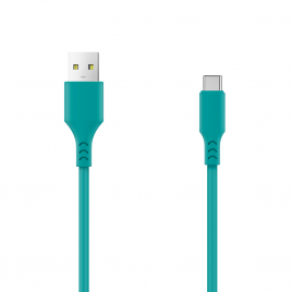 DATA CABLE TYPE C VERT 2A SETTY FAST CHARGE