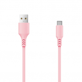 DATA CABLE TYPE C ROSE 2A SETTY FAST CHARGE